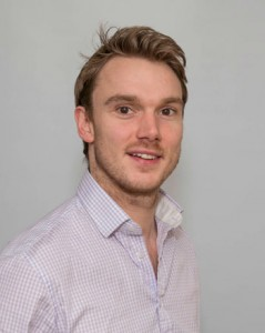 corporate head shot for Sheffield business person