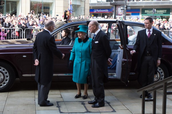 Royal Visit by Footprint Photography