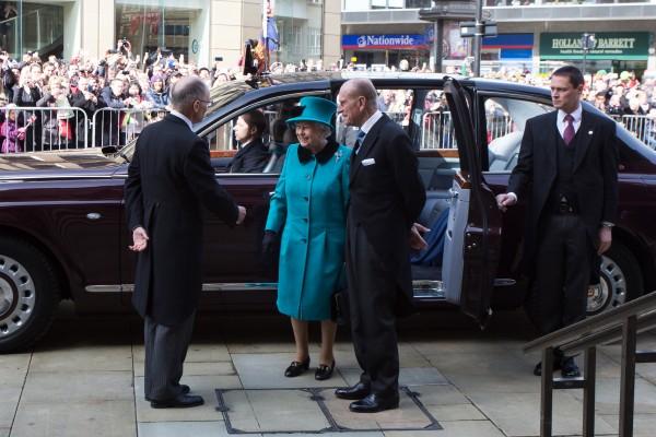 Royal Visit by Footprint Photography