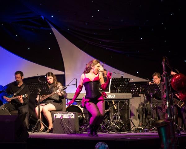 entertainment at awards evening