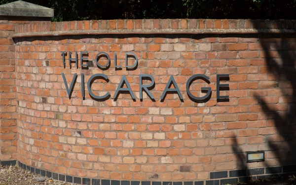 The Old Vicarage Wedding with Aerial Photos