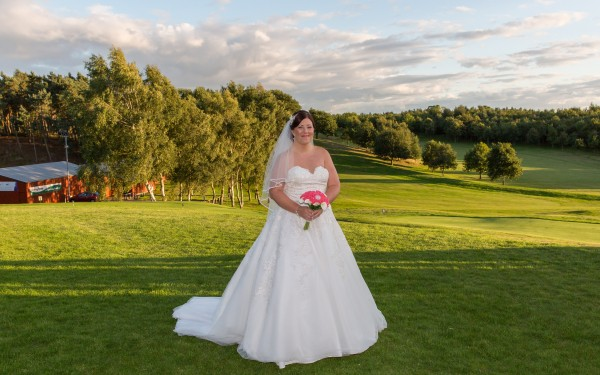 Rufford Park Wedding with aerial photography