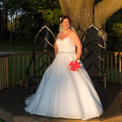 aerial photography at weddings