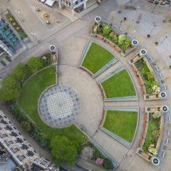 aerial photos of sheffield