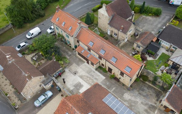 "Aerial Photography for ""My Place Your Home"" Estate Agency"