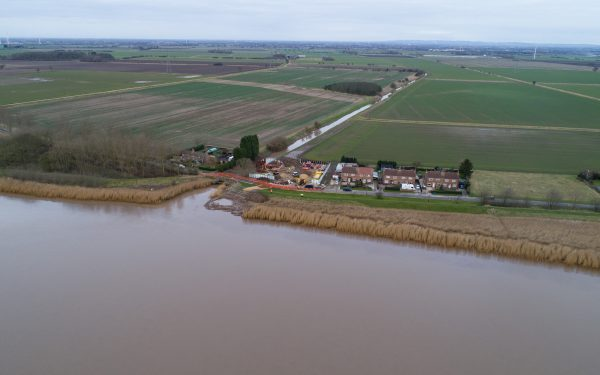 Aerial Video for ESH – River Humber Pumping Stations