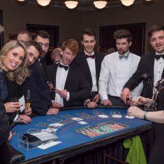 black tie event photography