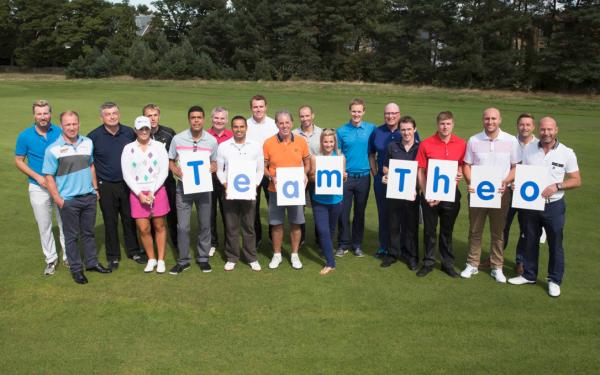 Event Photographer Sheffield – Dan Walker Golf Day