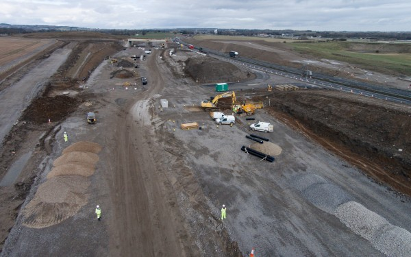 Howard Civil Engineering – Leeming A1L2B Project