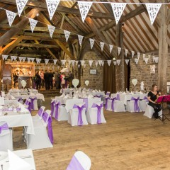 Whiston Manorial Barn Wedding