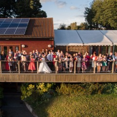 wedding reception rufford park