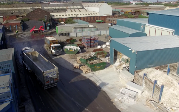 Aerial Videography in Rotherham