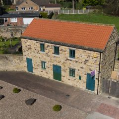 aerial photography chesterfield
