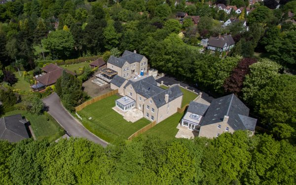 Aerial Photography With a Drone for Estate Agents