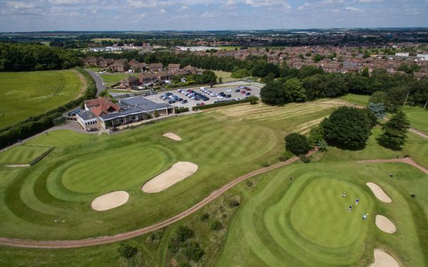 Aerial Videos of Worksop Golf Club