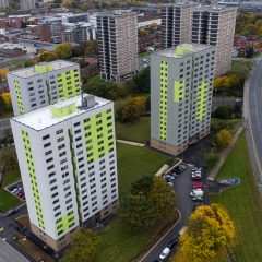 aerial photography leeds
