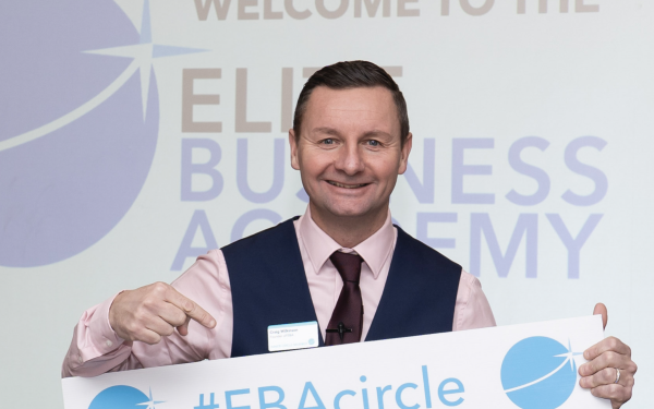 Testimonial from Craig Wilkinson – Founder of the Elite Business Academy
