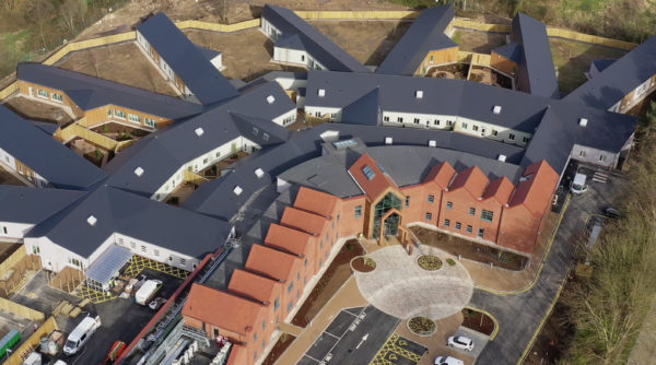 drone video foss park hospital